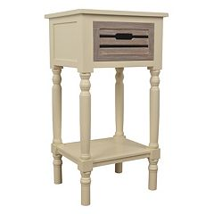 Decor Therapy Melody End Table