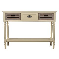 Decor Therapy Melody Console Table
