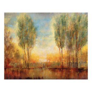Summer Solstice Canvas Wall Art