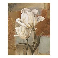 Tulip Waltz II Canvas Wall Art
