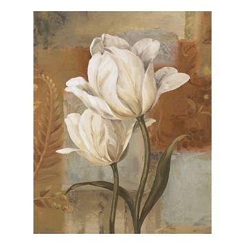 Tulip Waltz II Canvas Wall Art