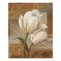 Tulip Waltz III Canvas Wall Art