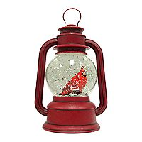 St. Nicholas Square® Cardinal Light-Up Lantern Table Decor