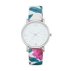 Women's Floral Watch