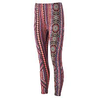 Women's French Laundry Print Leggings