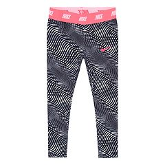 Girls 4-6x Nike Abstract Dri-FIT Capri Leggings