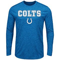 Big & Tall Majestic Indianapolis Colts Long-Sleeve Tee