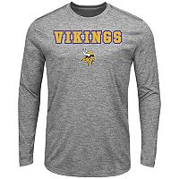 Big & Tall Majestic Minnesota Vikings Long-Sleeve Tee