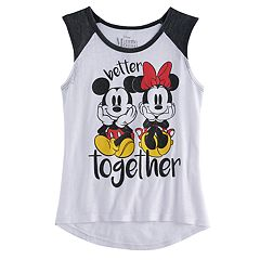 Disney's Mickey Mouse & Minnie Mouse 'Better Together' Graphic Tee