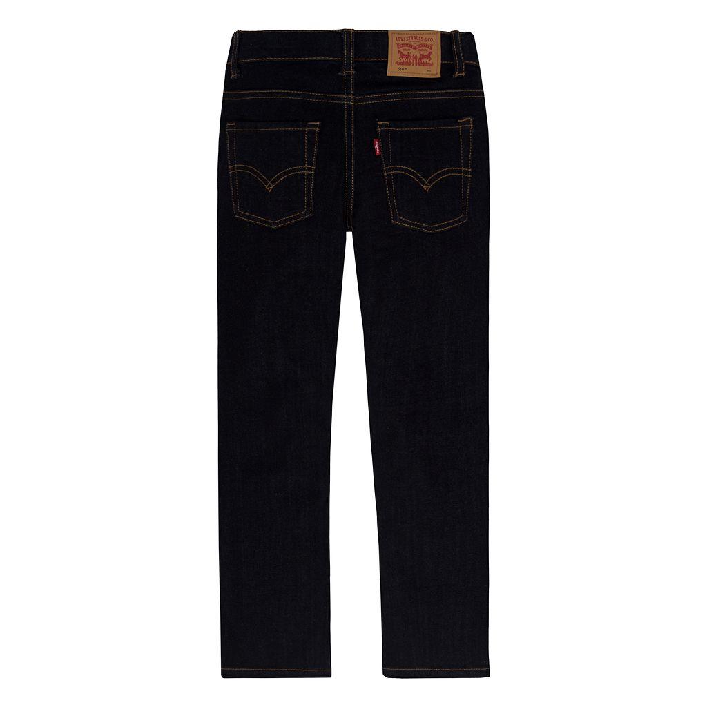 Boys 4-7x Levi's 510 Super Skinny Jeans