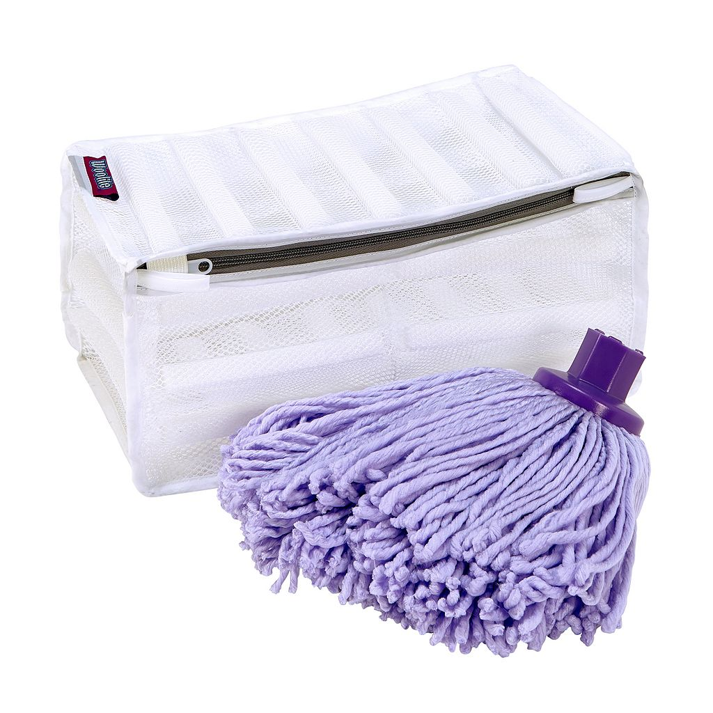 Woolite Sanitized Padded Laundry Wash Bag