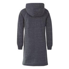 Girls 4-6x Nike Heathered Hooded Dress