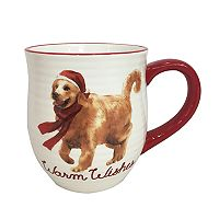 St. Nicholas Square® Golden Retriever Mug