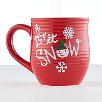 St. Nicholas Square® Let It Snow Mug