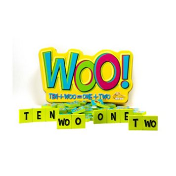 WOO! Game by Fat Brain Toy Co.