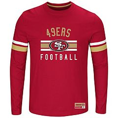 Big & Tall Majestic San Francisco 49ers Practice Tee