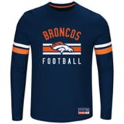 Big & Tall Majestic Denver Broncos Practice Tee
