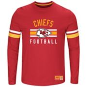 Big & Tall Majestic Kansas City Chiefs Practice Tee