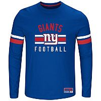 Big & Tall Majestic New York Giants Practice Tee
