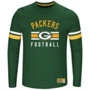 Big & Tall Majestic Green Bay Packers Practice Tee