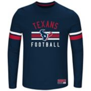 Big & Tall Majestic Houston Texans Practice Tee