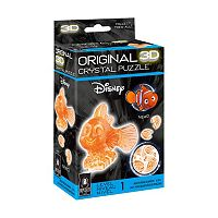 Disney / Pixar Finding Nemo 34 pc 3D Crystal Puzzle by BePuzzled