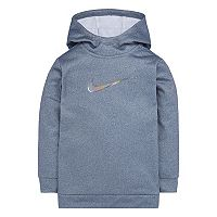 Girls 4-6x Nike Therma-FIT Swoosh Hoodie