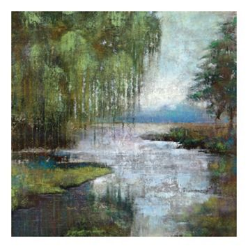 Willow Tree Canvas Wall Art