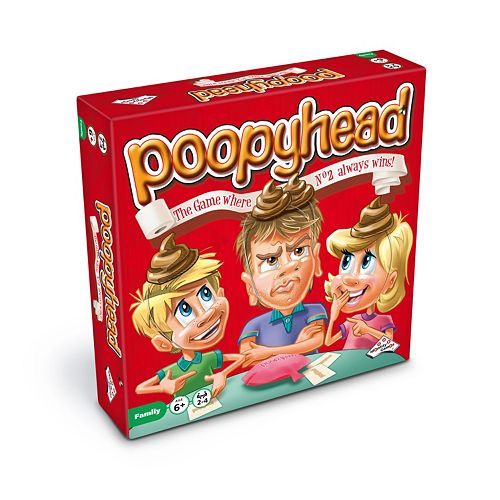 Poopyhead Game by Identity Games