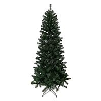 St. Nicholas Square® 7-ft. Slim Artificial Christmas Tree