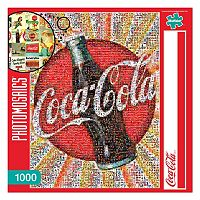 Buffalo Games 1000-pc. Coca-Cola Photomosaics Jigsaw Puzzle