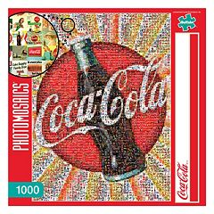 Buffalo Games 1000 pc Coca-Cola Photomosaics Jigsaw Puzzle