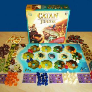 Catan Junior Game by Mayfair Games