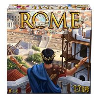 Rome: City of Marble Game by R & R Games