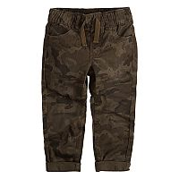 Toddler Boy Levi's® Palo Alto Camouflaged Pull On Pants