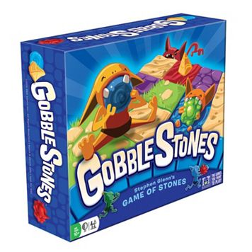 GobbleStones Game by R & R Games