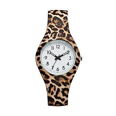 Women's Leopard Print Watch