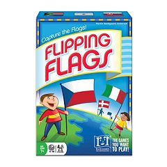 Flipping Flags Game by R & R Games