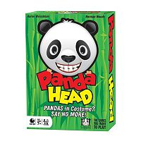 Panda Head Game by R & R Games