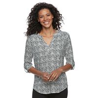 Women's Kate and Sam Printed Top