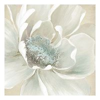 Winter Blooms I Canvas Wall Art