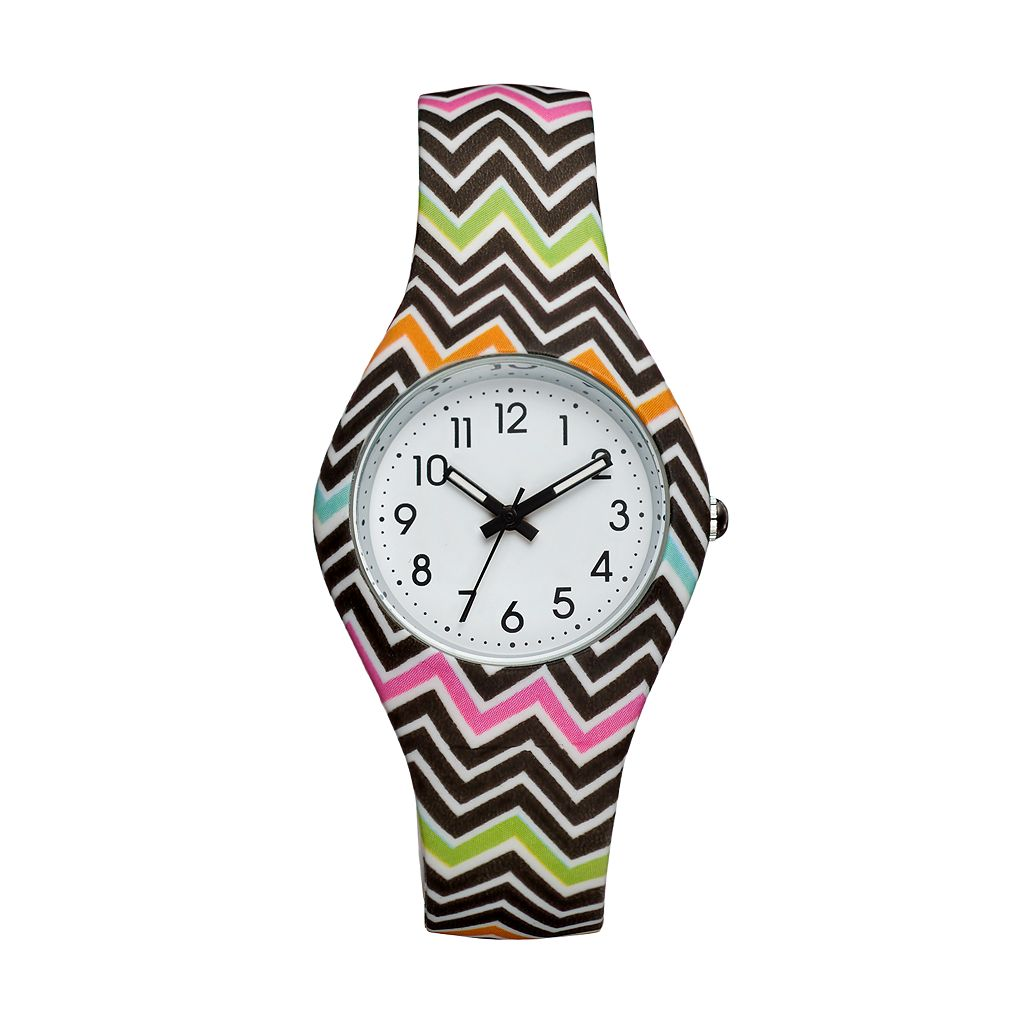 Women's Zigzag Watch
