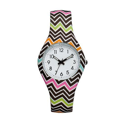 Women's Zigzag Watch