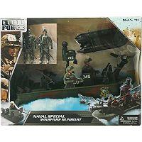 Elite Force Naval Special Warfare Gunboat Set