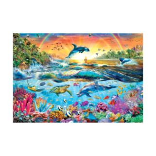 Buffalo Games 2000-pc. Tropical Paradise Jigsaw Puzzle