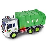 Maxx Action Realistic Action Trucks Waste Removal Truck