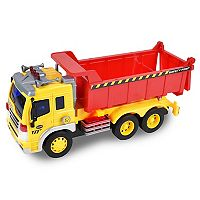 Maxx Action Realistic Action Trucks Dump Truck