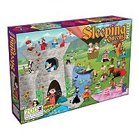 Ceaco 200 pc Sleeping Queens Deluxe Jigsaw Puzzle