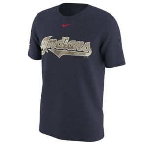 Men's Nike Cleveland Indians Memorial Day Tee