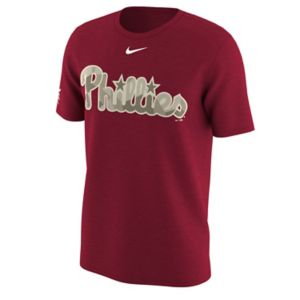 Men's Nike Philadelphia Phillies Memorial Day Tee